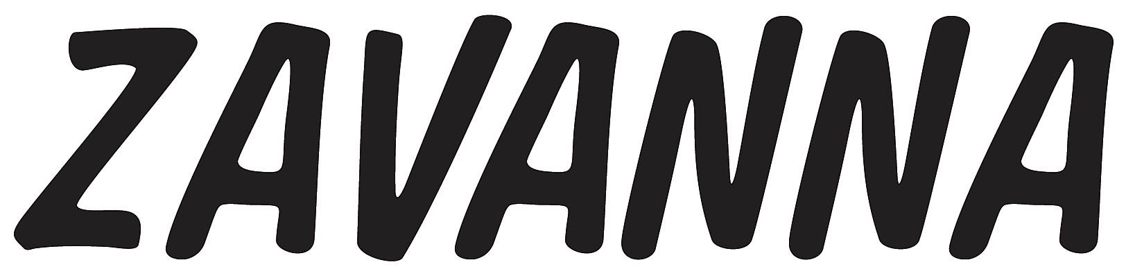 logo zavanna sort